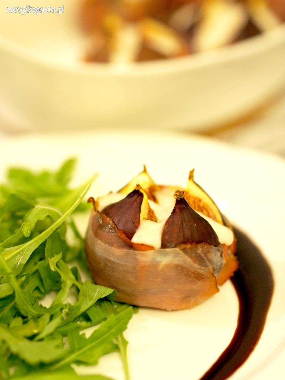 figi z kozim serem