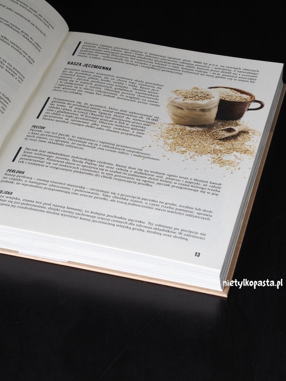 książka Kipi kasza