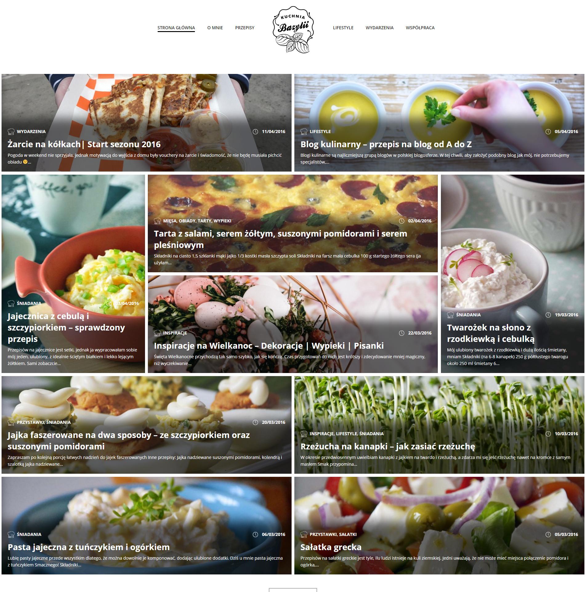 Kuchnia Bazylii