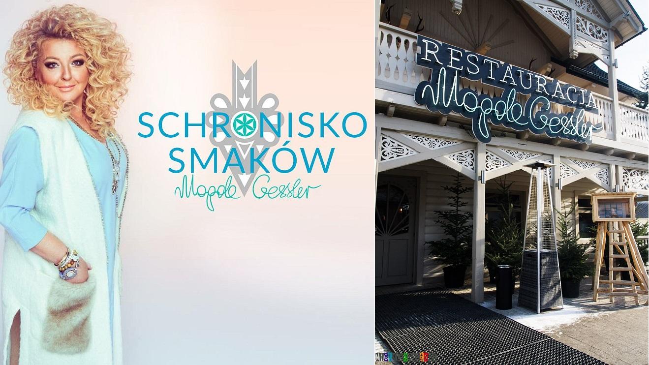 Restauracja Schronisko Smaków Magdy Gessler W Bukowinie