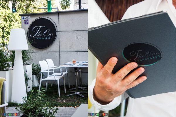restauracja the one