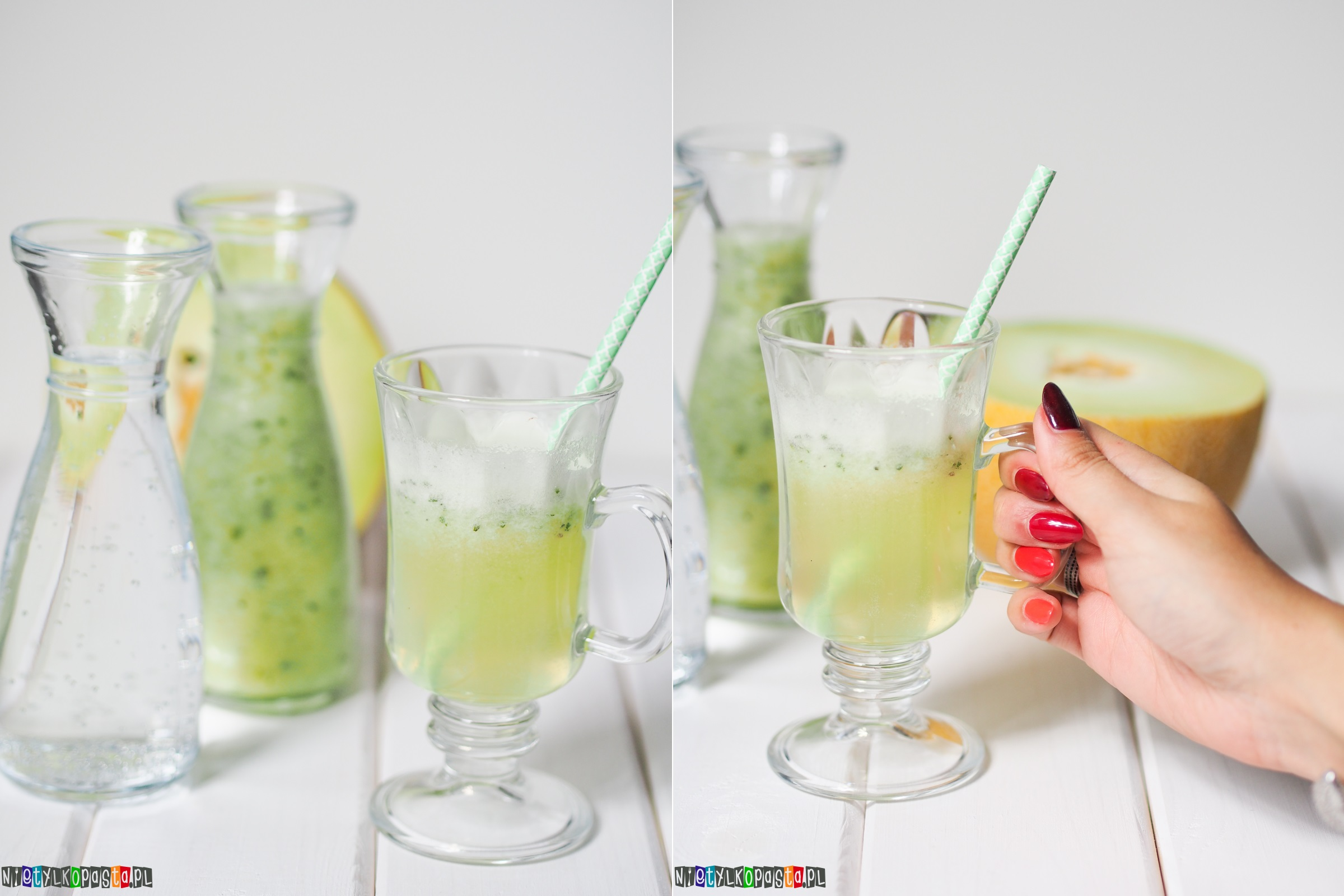 lemoniada melonowa