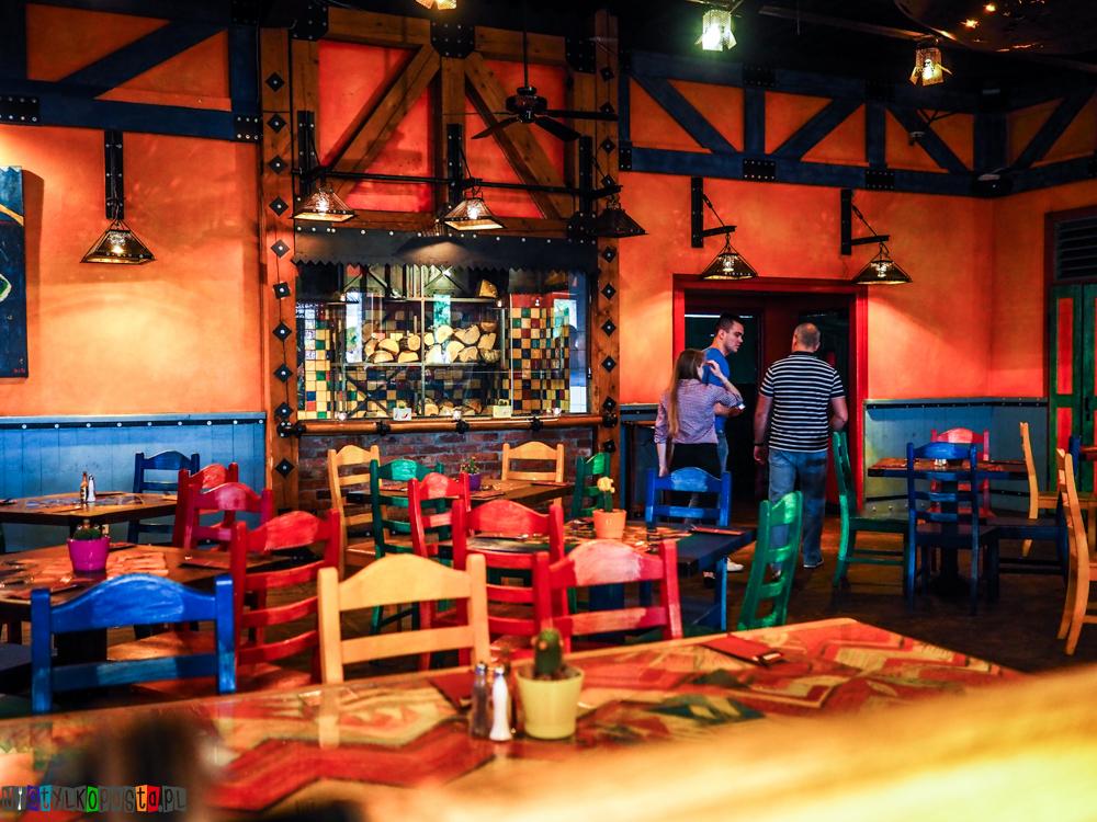 Restauracja Blue Cactus Prawdopodobnie Najlepsza Restauracja Z Kuchnia Meksykanska W Warszawie