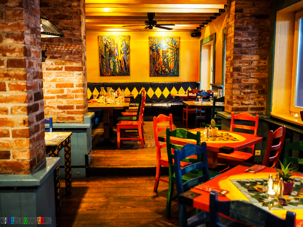 Restauracja Blue Cactus Prawdopodobnie Najlepsza