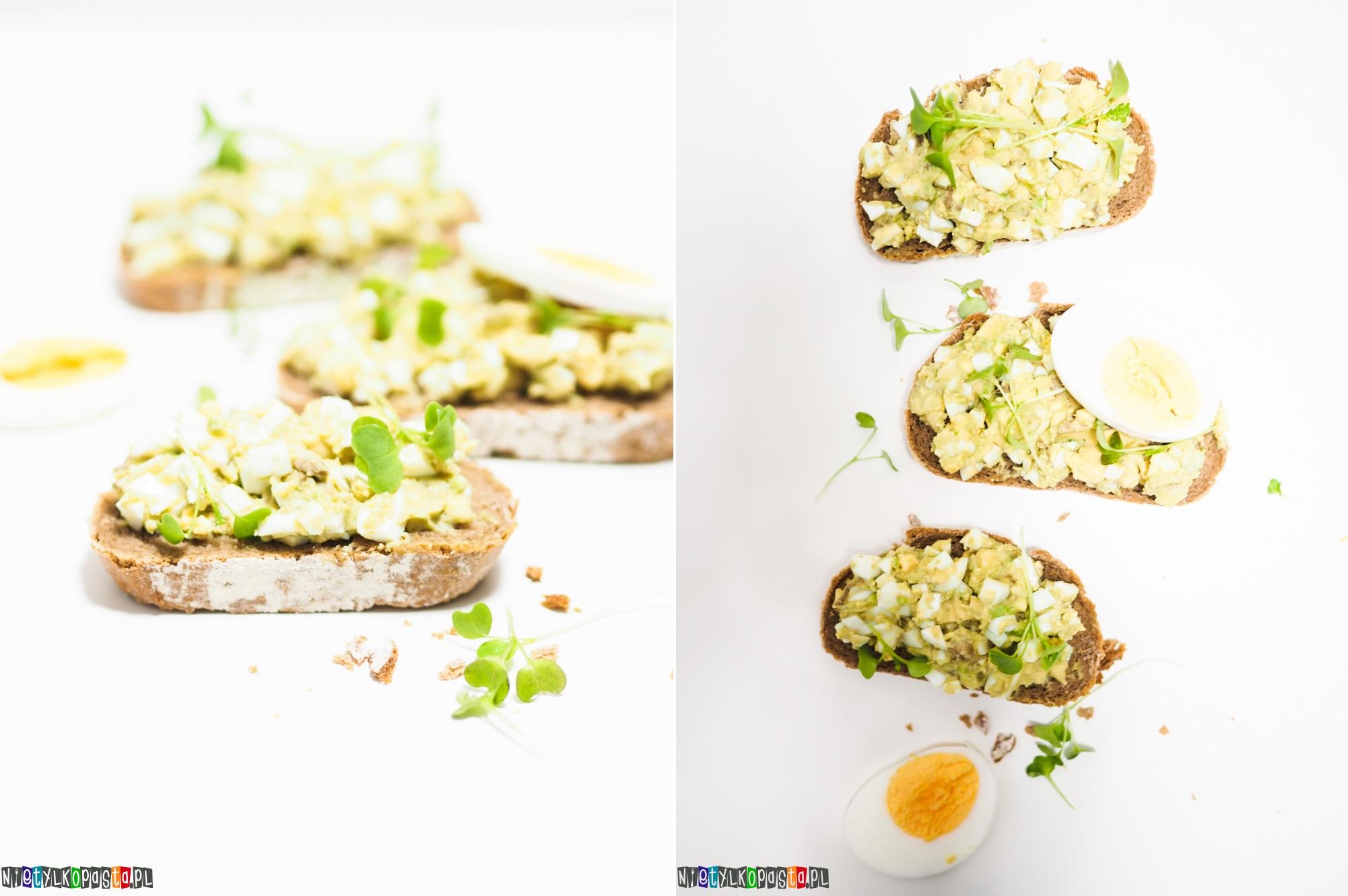 Pasta Z Awokado I Jajka Przepis Na Przepyszna Paste Kanapkowa