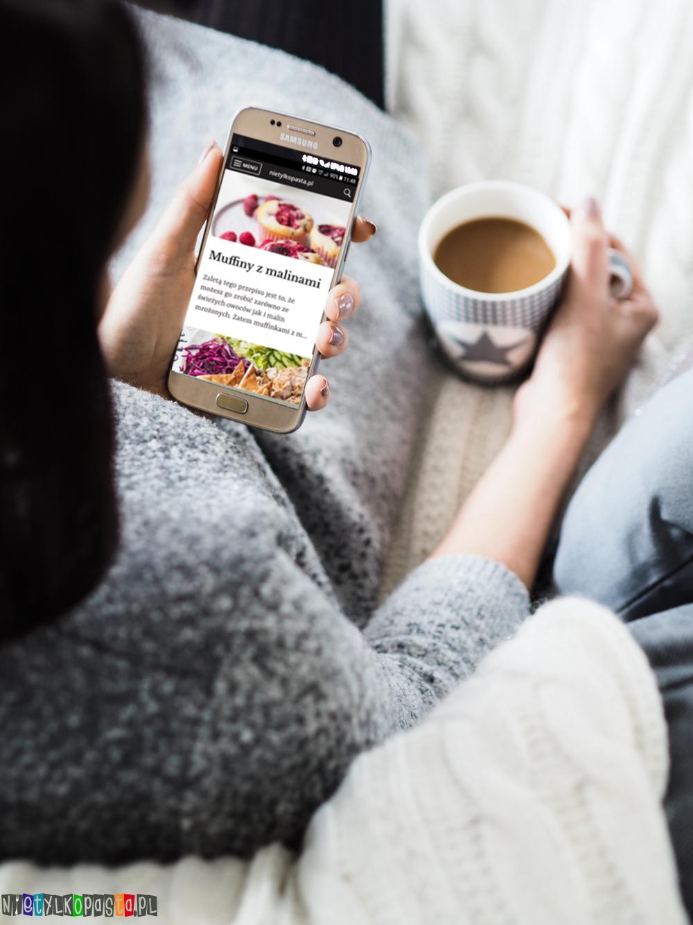 Aplikacja mobilna bloga kulinarnego