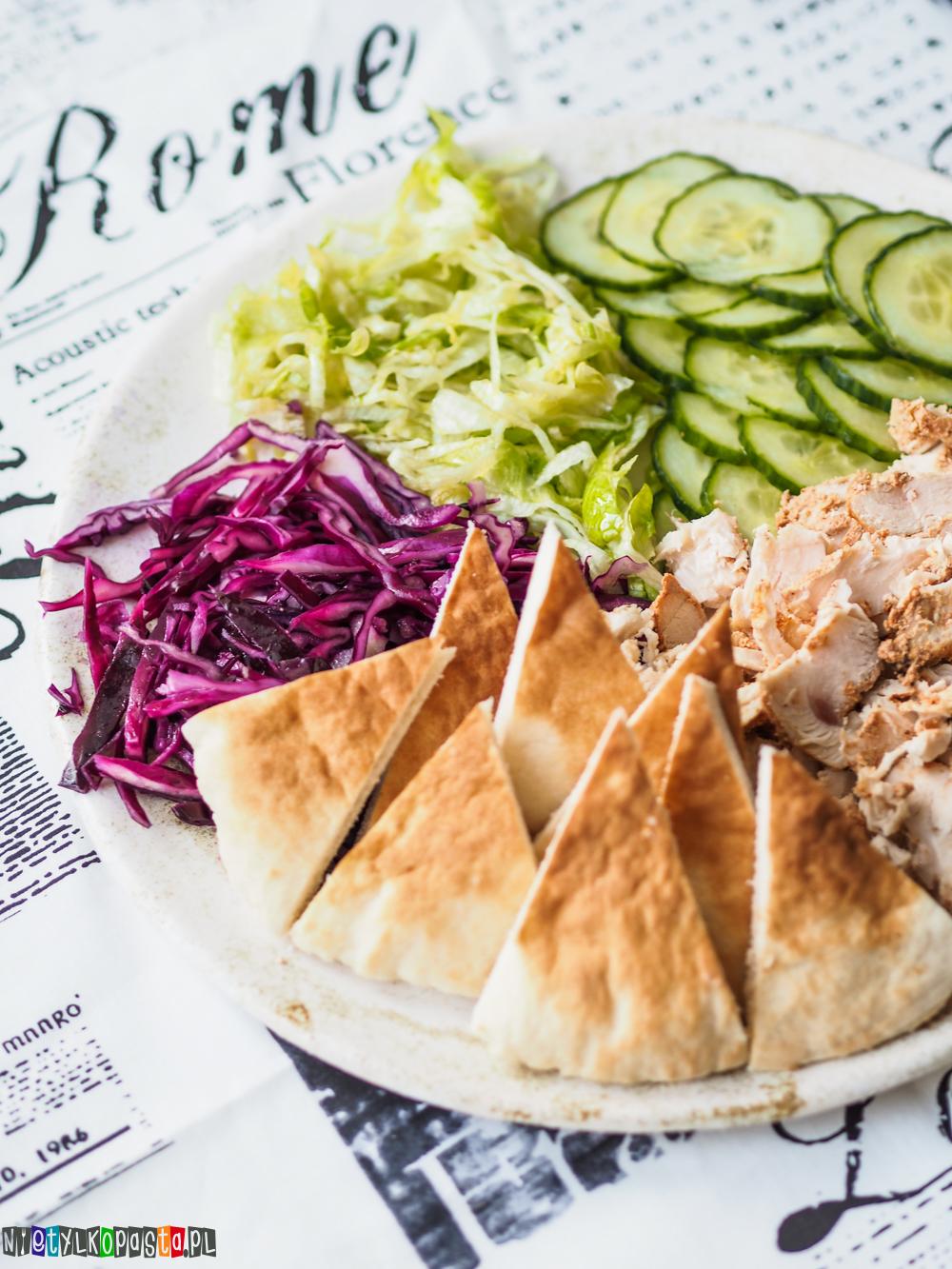 Salatka Kebab Pyszny Przepis