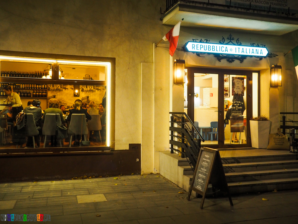 Restauracja Repubblica Italiana