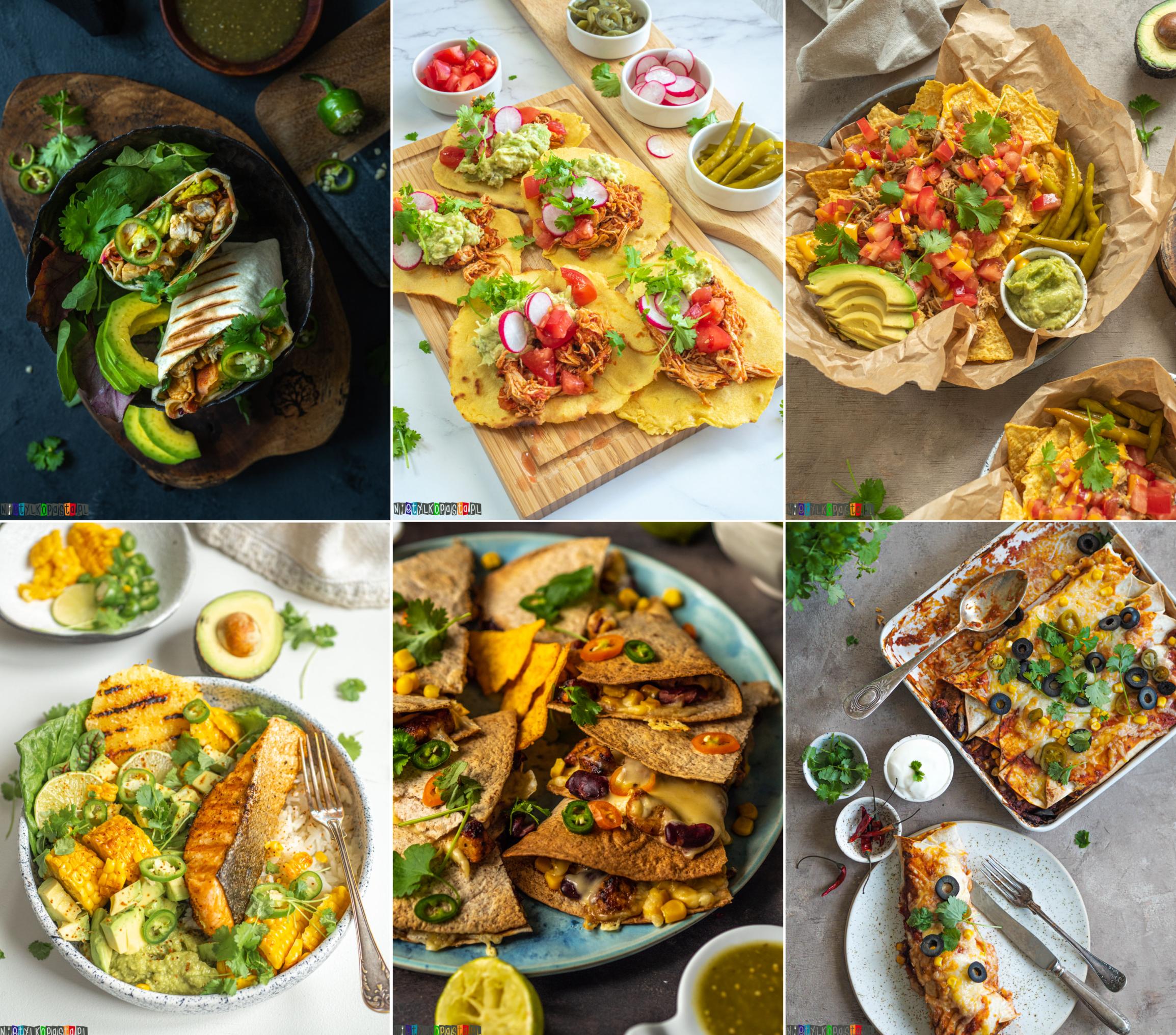 Kuchnia Meksykanska Przepisy