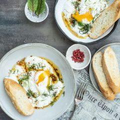 Jajka po turecku