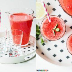 Lemoniada arbuzowa